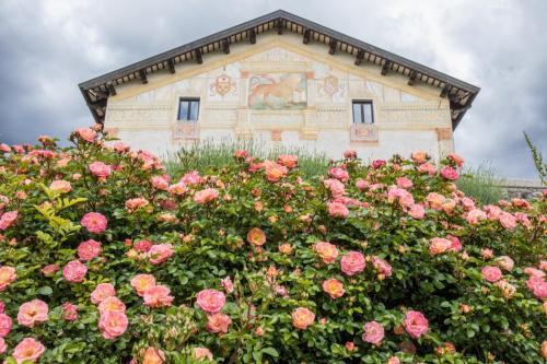 Palazzo di sopra giardino
