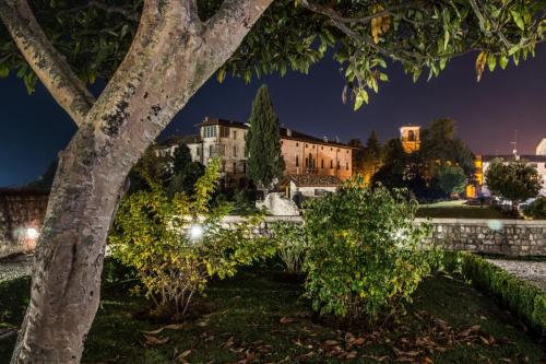 Vista sul castello